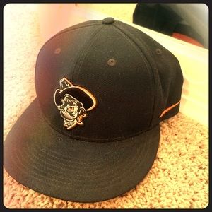 Oklahoma State SnapBack Hat.